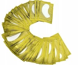 Düfte, Parfümerie und Kosmetik Augengel-Patches gold - Lewer Lint Free Under Eye Gel Patches For Eyelash Extensons