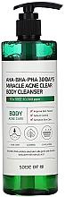 Düfte, Parfümerie und Kosmetik Beruhigendes exfolierendes und seboregulierendes Körperreinigungsgel für Aknehaut - Some By Mi AHA-BHA-PHA 30 Days Miracle Acne Clear Body Cleanser