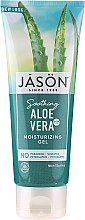 Düfte, Parfümerie und Kosmetik Beruhigendes Körpergel mit Aloe Vera - Jason Natural Cosmetics Pure Natural Moisturizing Gel Aloe Vera