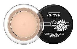 Düfte, Parfümerie und Kosmetik Natürliche Make-up Mousse - Lavera Mousse Make Up Cream Foundation
