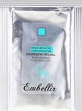Düfte, Parfümerie und Kosmetik Regenerierendes Badesalz mit Ziegenmolke - La Chevre Embellir Regenerative Whey Bath Additive