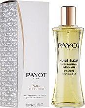 Düfte, Parfümerie und Kosmetik Nährendes Trockenöl für Gesicht, Körper und Haare - Payot Enhancing Nourishing Oil