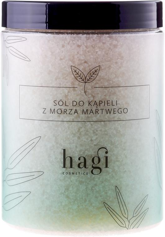 Badesalze aus dem Toten Meer - Hagi Bath Salt
