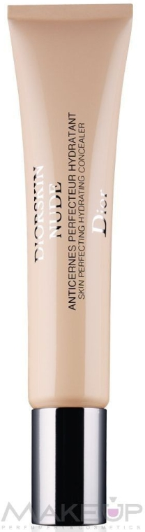Feuchtigkeitsspendender Gesichts-Concealer - Dior Diorskin Nude Skin Perfecting Hydrating Concealer — Bild N1