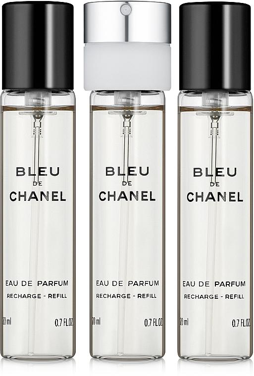 Chanel Bleu de Chanel Eau de Parfum - Eau de Parfum (3 x Nachfüllung)