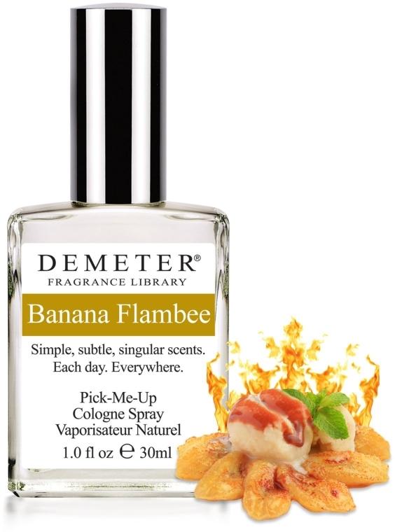 Demeter Fragrance Banana Flambee - Parfüm — Bild N1