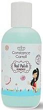 Düfte, Parfümerie und Kosmetik Nagellackentferner - Constance Carroll Bubble Gum Nail Polish Remover