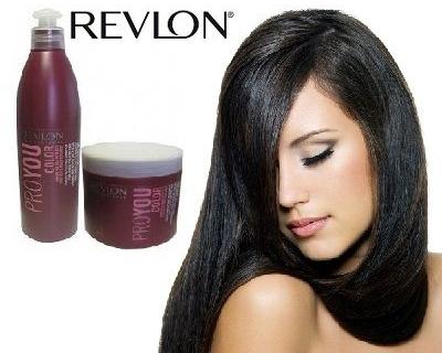 Feuchtigkeitsspendende und pflegende Maske für trockenes und dehydriertes Haar - Revlon Professional Pro You Nutritive Mask — Bild N4