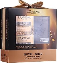 Düfte, Parfümerie und Kosmetik Gesichtspflegeset - Loreal Nutri Gold
