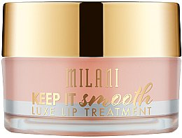 Düfte, Parfümerie und Kosmetik Intensiv glättender Lippenbalsam - Milani Keep It Smooth Luxe Lip Treatment