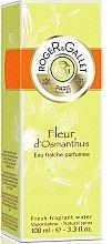 Roger & Gallet Fleur D'Osmanthus - Eau de Parfum — Bild N6