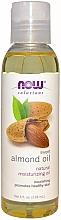 Düfte, Parfümerie und Kosmetik Natürliches nährendes und feuchtigkeitsspendendes Süßmandelöl - Now Foods Solutions Sweet Almond Oil