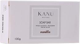 Düfte, Parfümerie und Kosmetik Mydło w kostce Wanilia - Kanu Nature Soap Bar Vanilla