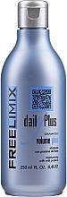 Düfte, Parfümerie und Kosmetik Feuchtigkeitsspendendes Shampoo mit Milchproteinen für mehr Volumen - Freelimix Daily Plus Volume-Plus