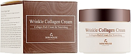Düfte, Parfümerie und Kosmetik Anti-Falten Gesichtscreme mit Kollagen - The Skin House Wrinkle Collagen Cream