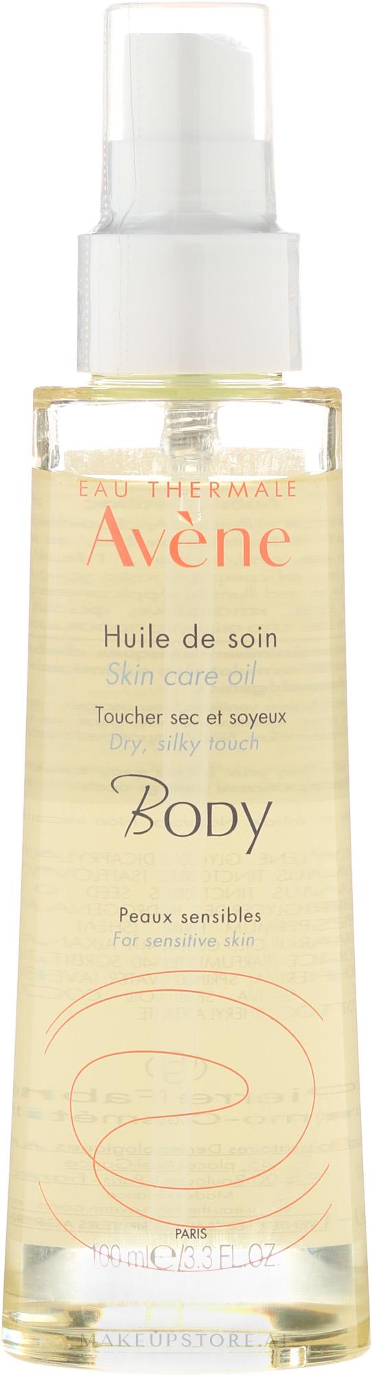 Körperöl - Avene Soin Corporels Huile de Soin Spray Gevoelige Huid — Bild 100 ml
