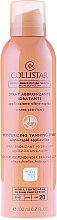 Feuchtigkeitsspendendes Bräunungsspray - Collistar Moisturizing Tanning Spray SPF20 200ml — Bild N1