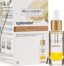Düfte, Parfümerie und Kosmetik Anti-Aging revitalisierendes Gesichtsserum - Bella Aurora Splendor 10 Serum