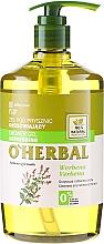 Düfte, Parfümerie und Kosmetik Erfrischendes Duschgel mit Eisenkraut-Extrakt - O'Herbal Refreshing Shower Gel