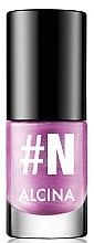 Düfte, Parfümerie und Kosmetik Nagellack - Alcina Nail Colour