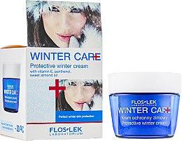 Düfte, Parfümerie und Kosmetik Schützende Wintercreme für das Gesicht mit Vitamin E - Floslek Winter Care Protective Cream