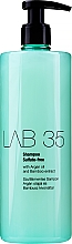 Sulfatfreies Shampoo für coloriertes Haar mit Arganöl und Bambusextrakt - Kallos Cosmetics Lab 35 Shampoo Shulfate-Free — Bild N1