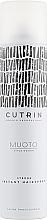 Düfte, Parfümerie und Kosmetik Haarstylingspray Starker Halt - Cutrin Muoto Strong Instant Hairspray