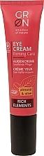 Düfte, Parfümerie und Kosmetik Augencreme mit Mandel und Olive - GRN Rich Elements Almond & Olive Eye Cream