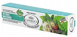 Düfte, Parfümerie und Kosmetik Aufhellende Zahnpasta mit Kräuterextrakt - L'Angelica