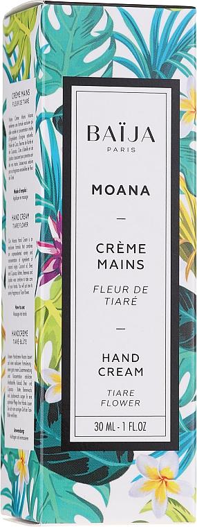Parfümierte Handcreme - Baija Moana Hand Cream
