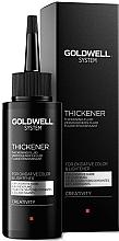 Düfte, Parfümerie und Kosmetik Verdickendes Haarfluid für oxidative Farbe und Blondierung - Goldwell System Thickening Fluid For Oxidative Color And Lightener
