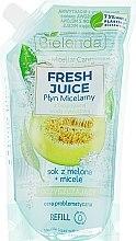 Düfte, Parfümerie und Kosmetik Mizellen-Reinigungswasser Melone - Bielenda Fresh Juice Detoxifying Face Micellar Water Melon