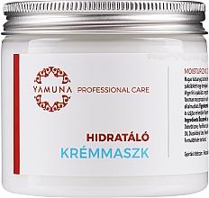 Düfte, Parfümerie und Kosmetik Feuchtigkeitsspendende Gesichtscreme-Maske - Yamuna Moisturizing Cream Mask