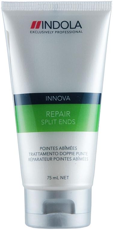 Regenerierendes Serum für geschädigte Haarlängen und -spitzen - Indola Innova Repair Instant Split Ends — Bild N1