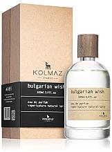 Düfte, Parfümerie und Kosmetik Kolmaz Bulgarian Wish - Eau de Parfum