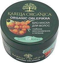 Düfte, Parfümerie und Kosmetik Regenerierende Bio-Haarmaske Organic Oblepikha - Fratti HB Karelia Organica