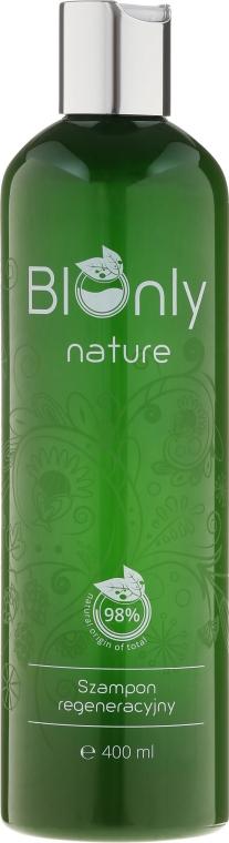 Regenerierendes Shampoo - BIOnly Nature Regenerating Shampoo