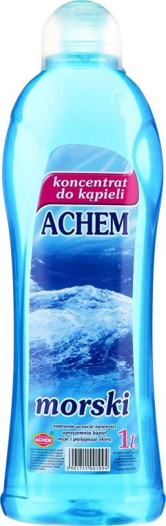 Badekonzentrat Meer - Achem Concentrated Bubble Bath Sea
