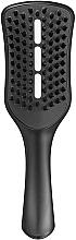 Düfte, Parfümerie und Kosmetik Haarbürste für schnelles Styling schwarz - Tangle Teezer Easy Dry & Go Jet Black