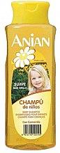 Düfte, Parfümerie und Kosmetik Sanftes Kindershampoo mit Kamillenextrakt - Anian Chamomille Childrens Shampoo
