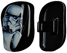 Düfte, Parfümerie und Kosmetik Kompakte Haarbürste - Tangle Teezer Compact Styler Star Wars Storm Trooper Brush
