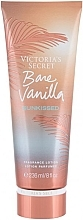 Düfte, Parfümerie und Kosmetik Parfümierte Körperlotion - Victoria's Secret Bare Vanilla Sunkissed Fragrance Lotion