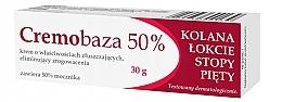 Düfte, Parfümerie und Kosmetik Peeling-Creme zur Beseitigung von Schwielen - Farmapol Cremobaza 50%