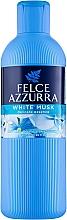 Düfte, Parfümerie und Kosmetik Badeschaum mit weißem Moschus - Felce Azzurra Bath Foam