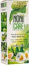 Düfte, Parfümerie und Kosmetik Feuchtigkeitsspendendes Gesichtsreinigungsgel mit Noni, Aloe, Kamille und Oliven - Nonicare Intensive Face Wash Gel