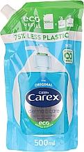 Düfte, Parfümerie und Kosmetik Antibakterielle Flüssigseife original - Carex Pure Blue Hand Wash (Doypack)