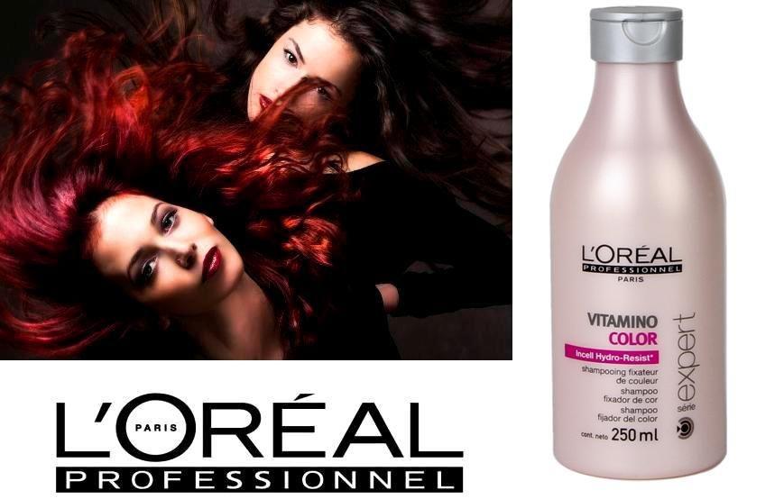 Farbschutz-Shampoo für coloriertes Haar - L'Oreal Professionnel Vitamino Color Shampoo — Bild N3