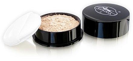 Loser Puder für trockene und normale Haut - Jadwiga Natural Face Powder For Dry & Normal Skin