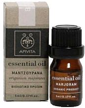 Düfte, Parfümerie und Kosmetik Ätherisches Öl Majoran - Apivita