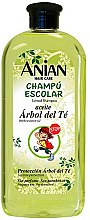 Düfte, Parfümerie und Kosmetik Shampoo mit Teebaumöl - Anian School Shampoo With Tea Tree Oil
